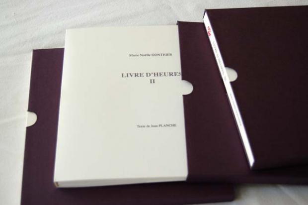 Livres d'heures Tome II