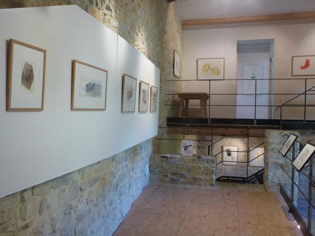 exposition Galerie Mirabilia été 2016