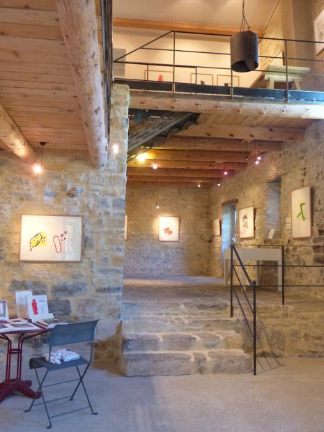 exposition été 2016- galerie Mirabilia